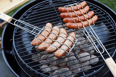 Comment fonctionne un barbecue au charbon de bois Edson ?
