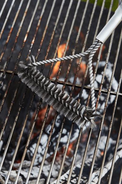 Hoe reinig je jouw Edson houtskool BBQ?