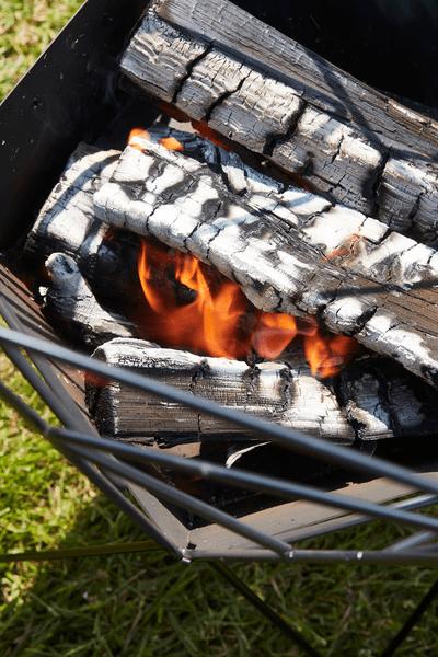 Hoe werkt een Sierra vuurkorf?