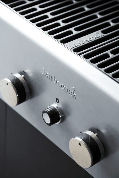 How does a Spring 2002 gas BBQ work?