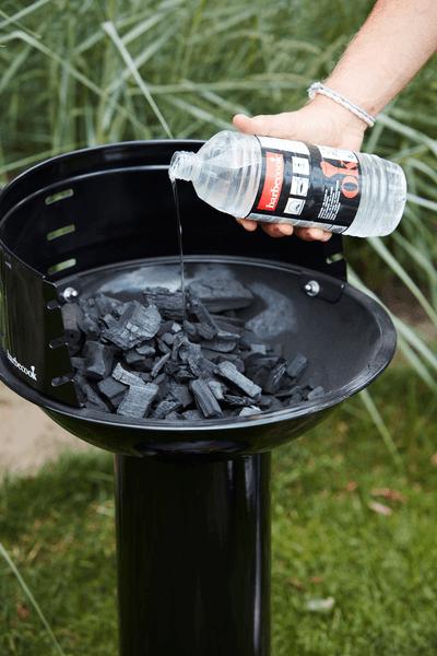 Comment fonctionne un BBQ au charbon de bois Loewy 40 ?