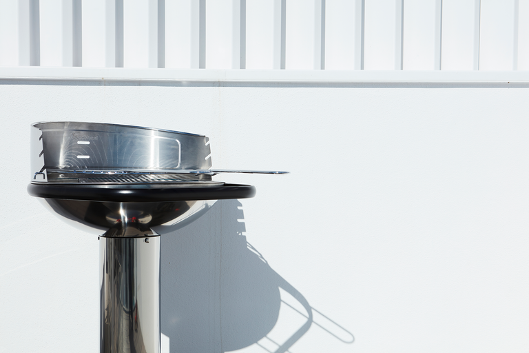 Spécifications du BBQ Loewy 50 SST au charbon de bois