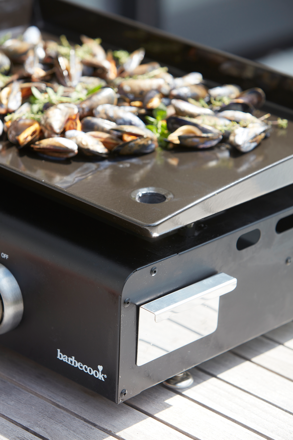 What are the advantages of the Campo plancha grill?