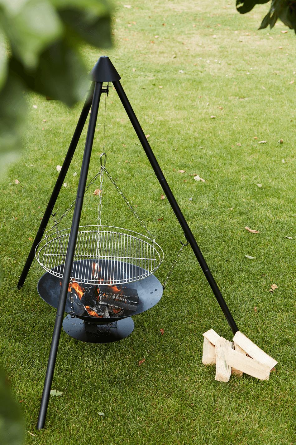 Junko wood BBQ
