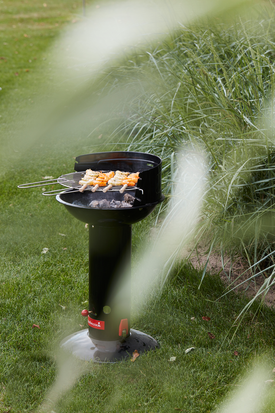 Loewy 40 charcoal BBQ