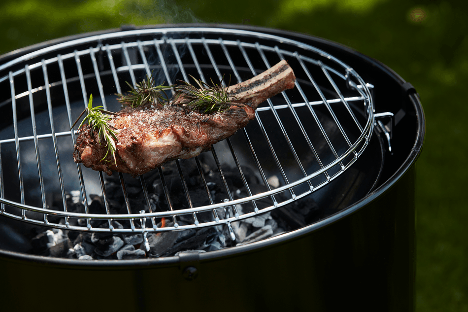 Specifications of the Edson charcoal BBQ black