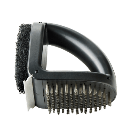 3-In-1 premium brush black