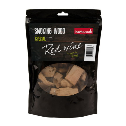 Smoking wood red wine special