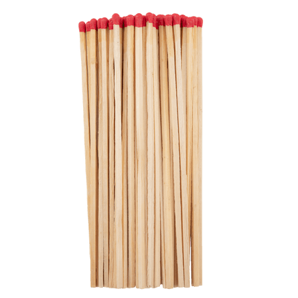 Set of 40 long matches