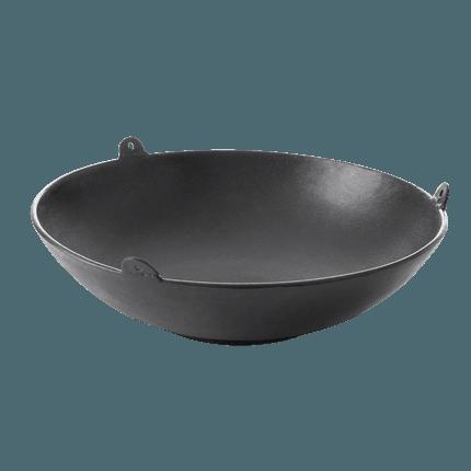 Junko cast iron wok