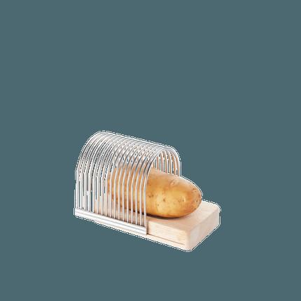Hasselback potato prep set