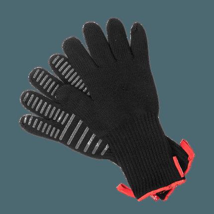 Premium Paar Handschuhe schwarz