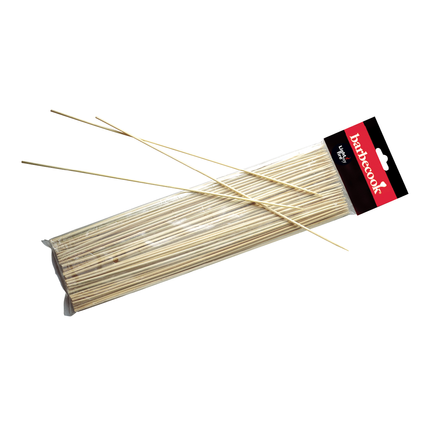 Set de 100 brochettes en bambou
