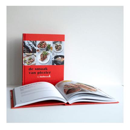 Kookboek 'De smaak van plezier'