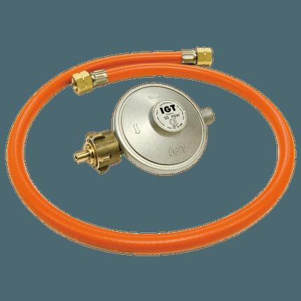 Gasdruckregler g12 mit Schlauch