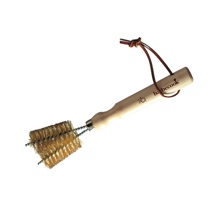 Two-headed grill brush - FSC
