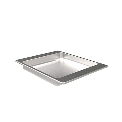 Dynamic Core stainless steel grill tray