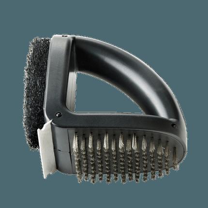 3-In-1 premium brush black