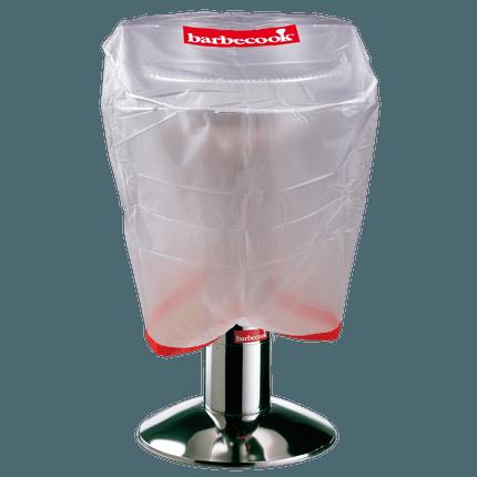 Standard Abdeckhaube transparant für Holzkohlegrill