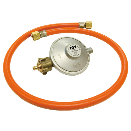 Gas regulator g12 with hose
