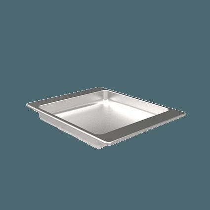 Dynamic Core grill schaal uit rvs