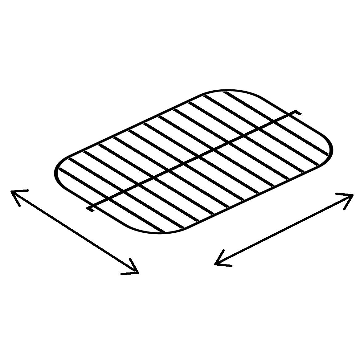 Grillfläche